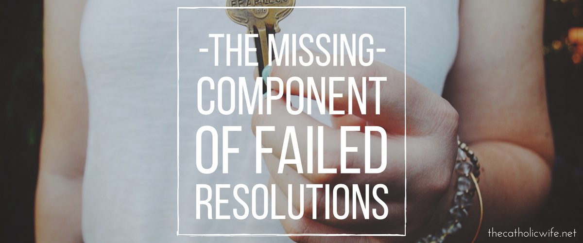 The Missing Component of Failed Resolutions